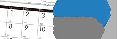 ロボテラスカレンダー